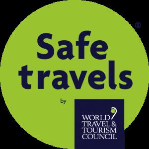World Travel & Tourism Council - Safe Travels logo